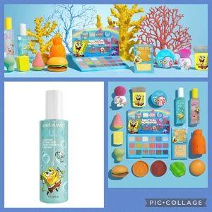 WnW Spongebob F.U.N. Purifying Setting Mist